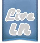 live in logo - images